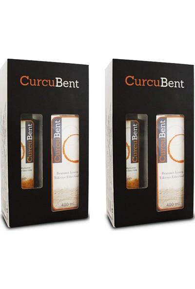 Medikil Curcubent Curcumin ve Bentonit Içeren Takviye Edici Gıda x 2 Adet