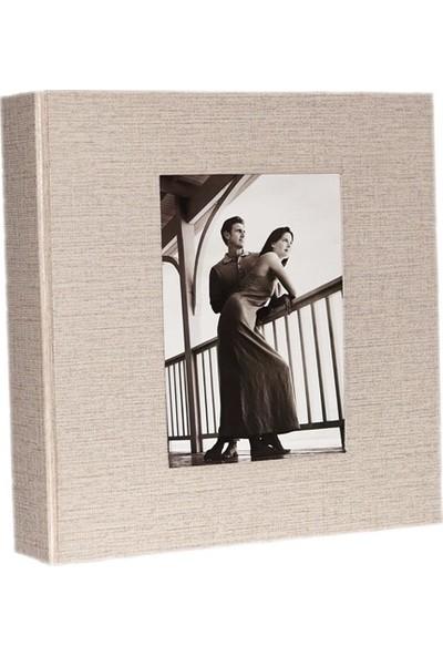 Acr 10 x 15 cm 500'lük Koton Desenli Fotoğraf Albümü