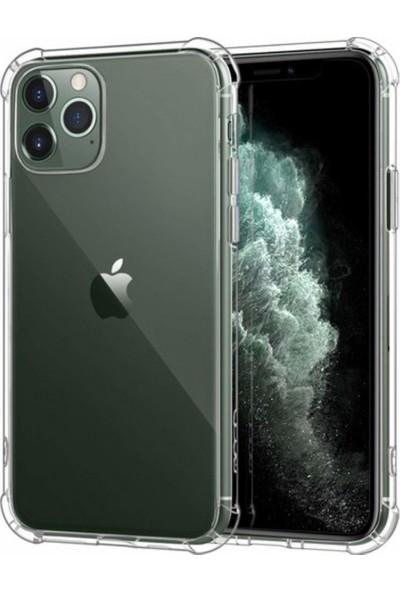 DC Apple iPhone 11 Pro Max Silikon Kılıf Şeffaf