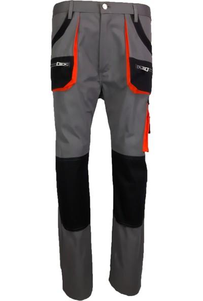 Simgeden İş Elbiseleri Bym İş Pantolonu Gri 42