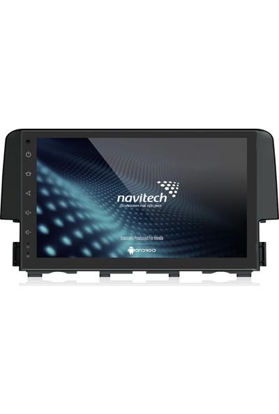 Navitech AX-1015R Honda Civic Navigasyon ve Multimedya Araç Bilgisayarı
