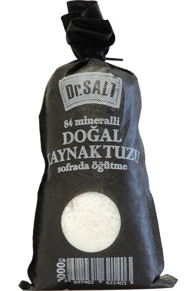 1 kg Torba Tuz ve Değirmen Bir Arada