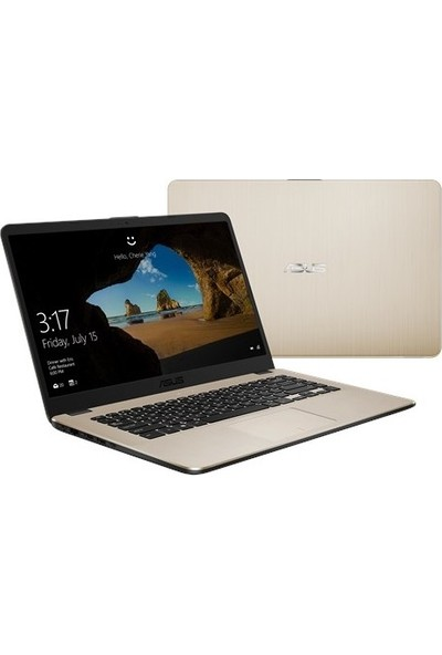 """Asus Vivobook 15 X505ZA-BQ887Z5 AMD Ryzen 7 2700U 16GB 1TB + 256GB SSD Freedos 15.6"""" FHD Taşınabilir Bilgisayar"""