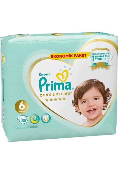Prima Bebek Bezi Care 6 No 35'li