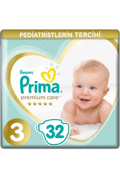 Prima Premium Care İkiz Paket 3 Beden 32'li
