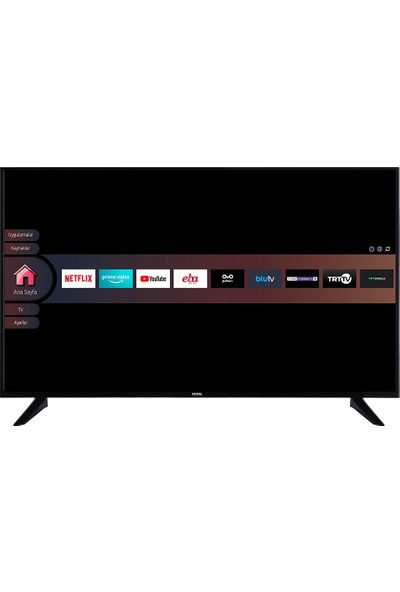 Vestel 50U9401 50'' 126 Ekran Uydu Alıcılı 4K Ultra HD Smart LED Tv