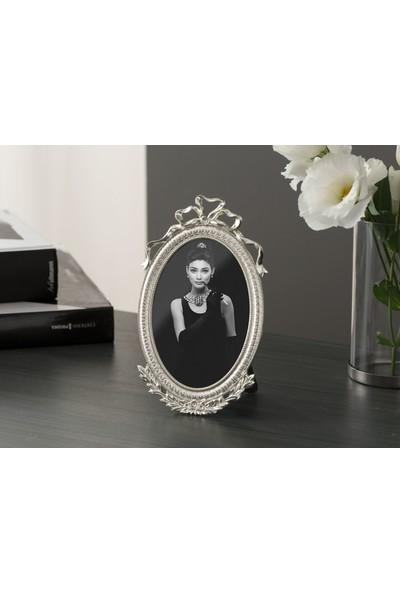 Madame Coco Theonie Çerçeve- Gümüş