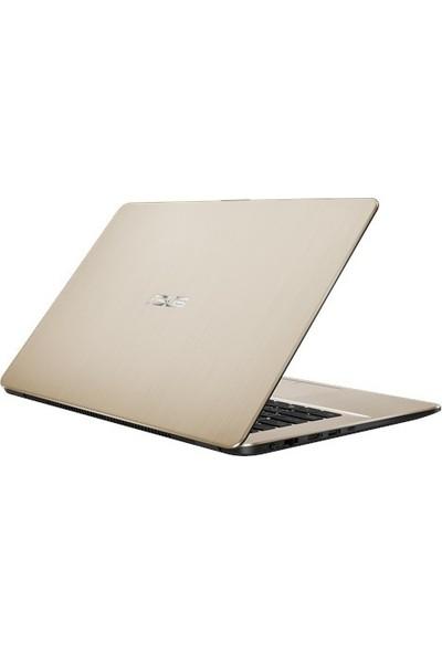 """Asus Vivobook 15 X505ZA-BQ887R2 AMD Ryzen 7 2700U 12GB 256GB SSD Wındows Home 15.6"""" FHD Taşınabilir Bilgisayar"""
