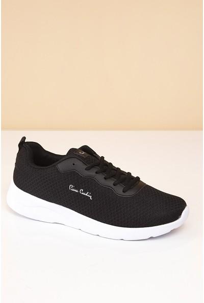 Pierre Cardin Erkek Ayakkabı Pc-30028-3945267 01-Siyah-Beyaz