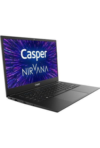 "Casper Nirvana X400.1021-8U00F-S-F Intel Core i5 10210U 8GB 240GB SSD Windows 10 Home 14"" FHD Taşınabilir Bilgisayar"