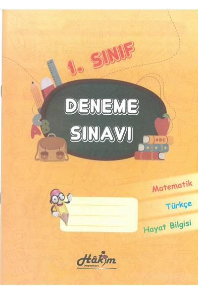 Hakim Yayınları 1.Sınıf Yaz Tatil Kitabı - 3 Kitap