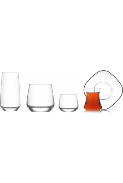 Lav 30 Parça Meşrubat Bardağı Seti