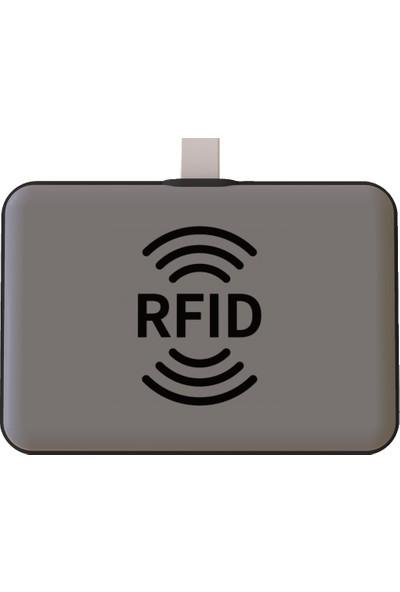 Prizmanet Micro USB Mobil RFID Okuyucu