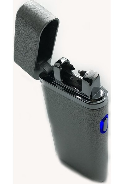 Ardahan Ticaret USB Şarjlı Metal Çakmak