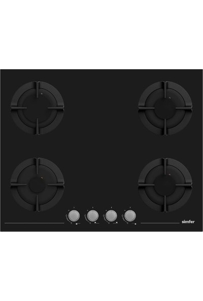 Simfer 80 lt XXL Siyah Ankastre Set (7381 8 Fonksiyonlu ve Turbo Fanlı Fırın + 3650 Siyah Cam Ankastre Ocak + 8611 Touch Kontrol - LED Lambalı Davlumbaz)