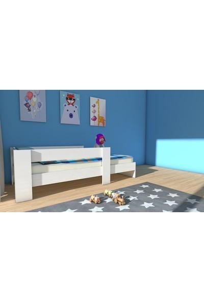 Etmermo Mdf Montessori Karyola Beyaz Eymo 4 Mdf