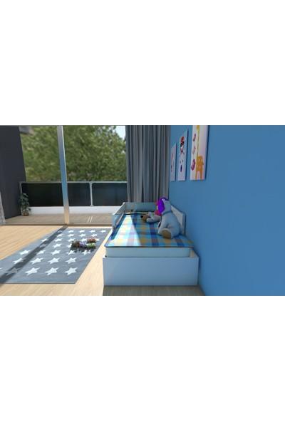 Etmermo Montessori Karyola Beyaz Eymo 4