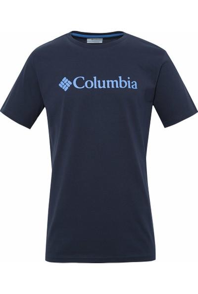 Columbia Csc Basic Logo Kısa Kollu Erkek Tişört CS0001