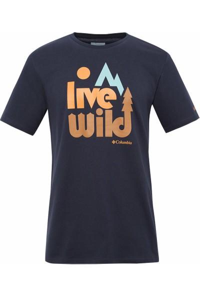 Columbia Live Wild Ss Tee Tişört