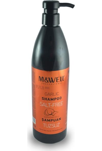 M&well Tuzsuz ve Sarımsak Özlü Şampuan 750 ml