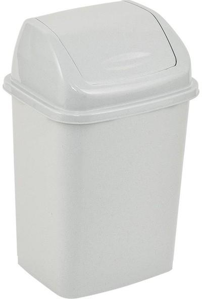 Plastart 5.5 lt Çöp Kovası Ofis Mutfak Banyo