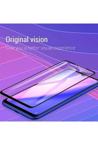 CaseUp Xiaomi Mi Note 10 Caseup Tam Kapatan Ekran Koruyucu Siyah