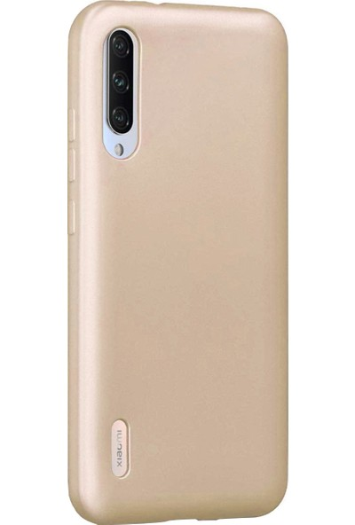 CaseUp Xiaomi Mi 9 Lite Matte Surface Gold
