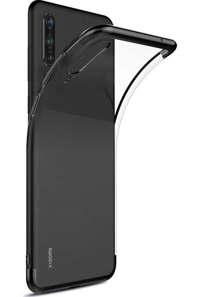 CaseUp Xiaomi Mi 9 Lite Laser Glow Siyah