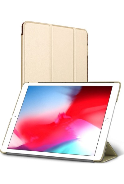 CaseUp Apple iPad Mini 5 Smart Protection Gold
