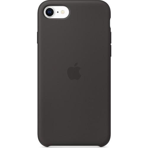 Apple iPhone SE 2.Nesil Silikon Kılıf MXYH2ZM/A - Siyah