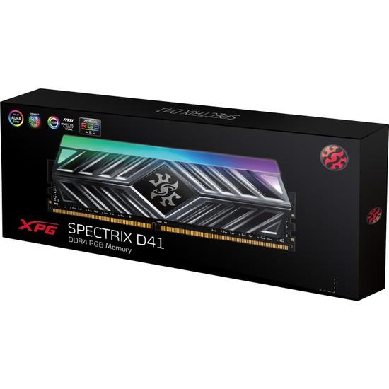 Adata XPG Spextrix D41 CL16 16GB(2x8GB) 3000MHz DDR4 Ram (AX4U300038G16A-DT41)