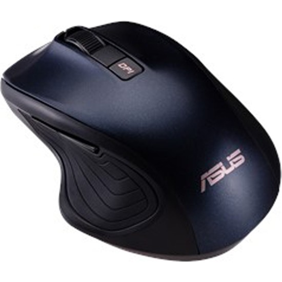 Asus MW202 Kablosuz Sessiz Mouse - Lacivert