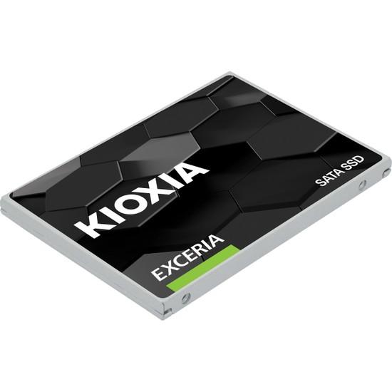 "Kioxia Exceria 240GB 555MB-540MB/s Sata3 2.5"" 3D NAND SSD (LTC10Z240GG8)"