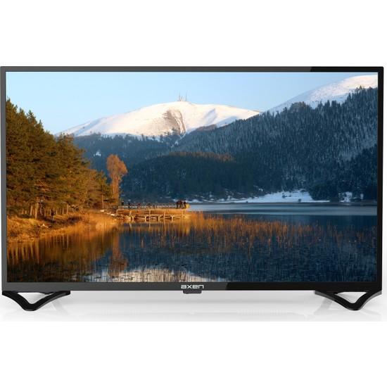 """Axen AX40DAB13-TNR 40"""" 101 Ekran Uydu Alıcılı Full HD Android Smart LED TV"""
