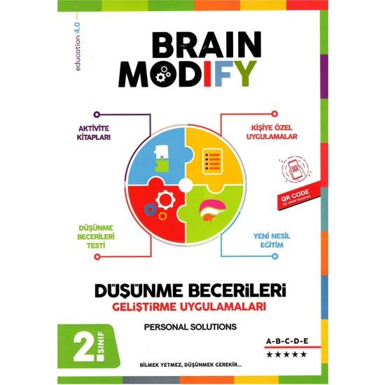 Brain Modify Düşünme Becerileri Geliştirme Seti-2.sınıf