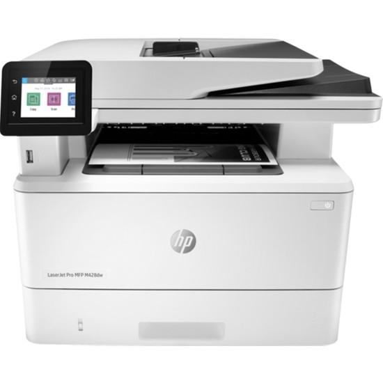 HP Laserjet Pro Mfp M428DW Wi-Fi + Tarayıcı + Fotokopi Mono Çok Fonksiyonlu Yazıcı