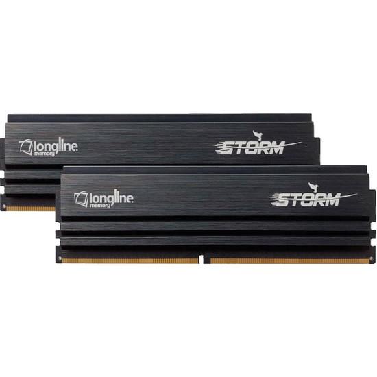 Longline 16GB (2X8GB) 2400MHz DDR4 Ram LNGDDR42400H8GBDUAL