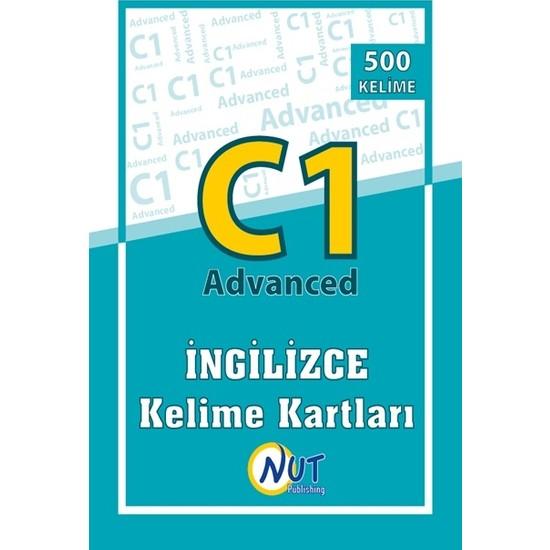 Nut Publishing C1 Advanced İngilizce Kelime Kartları - Çağla Büyükkoç