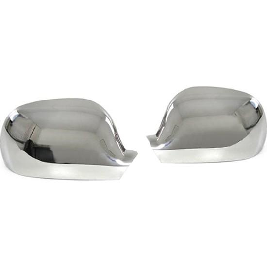 Başkent Oto Ford Transit Krom Ayna Kapağı 2 Parça 2003-2013 P. Çelik