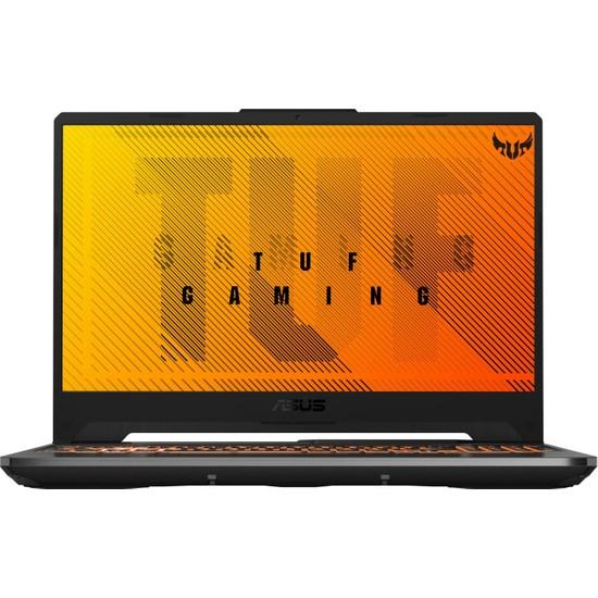 """Asus FA506II-BQ018 AMD Ryzen 5 4600H 8GB 256GB SSD GTX1650Ti FreeDos 15.6"""" FHD Taşınabilir Bilgisayar"""