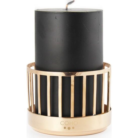 Coho Artisan Lazer Bakır Tealight