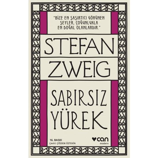 Sabırsız Yürek - Stefan Zweig