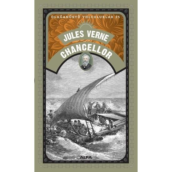 Olağanüstü Yolculuklar 25 Chancellor - Jules Verne