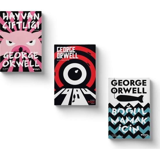 George Orwell Seti - 3 Kitap