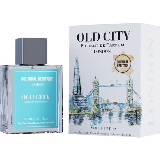 Cultural Heritage Old City Extrait De Parfum London