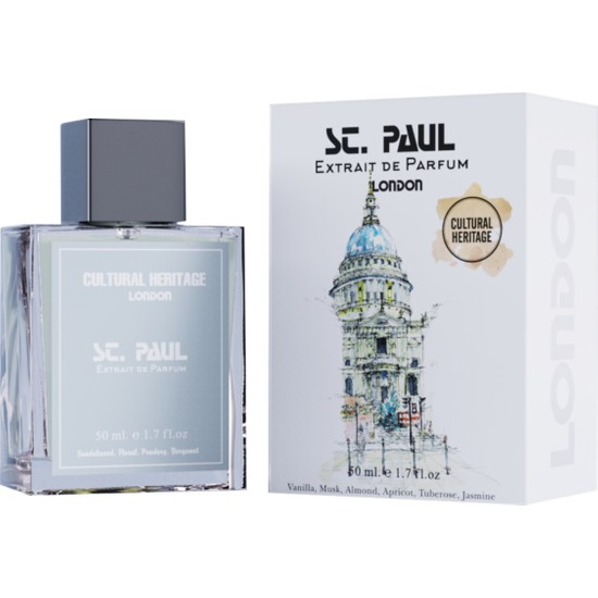 Cultural Heritage St. Paul Extrait De Parfum London