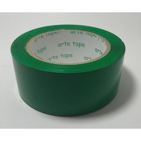 Arte Artetape 45 mm x 100 M Yeşil Renkli Koli Bantı