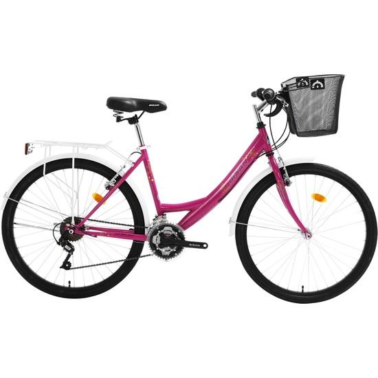 Bisan Cts 5100 Şehir Bisikleti 2020 Üretim 26 Jant Mor