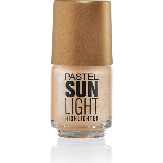 Pastel Sun Light Highlighter - Likit Aydınlatıcı 4.2ml
