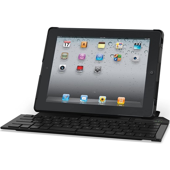 "Logitech Fold-Up Katlanabilir Bluetooth 9.7"" iPad Klavyesi (İngilizce Q) 920-003539"